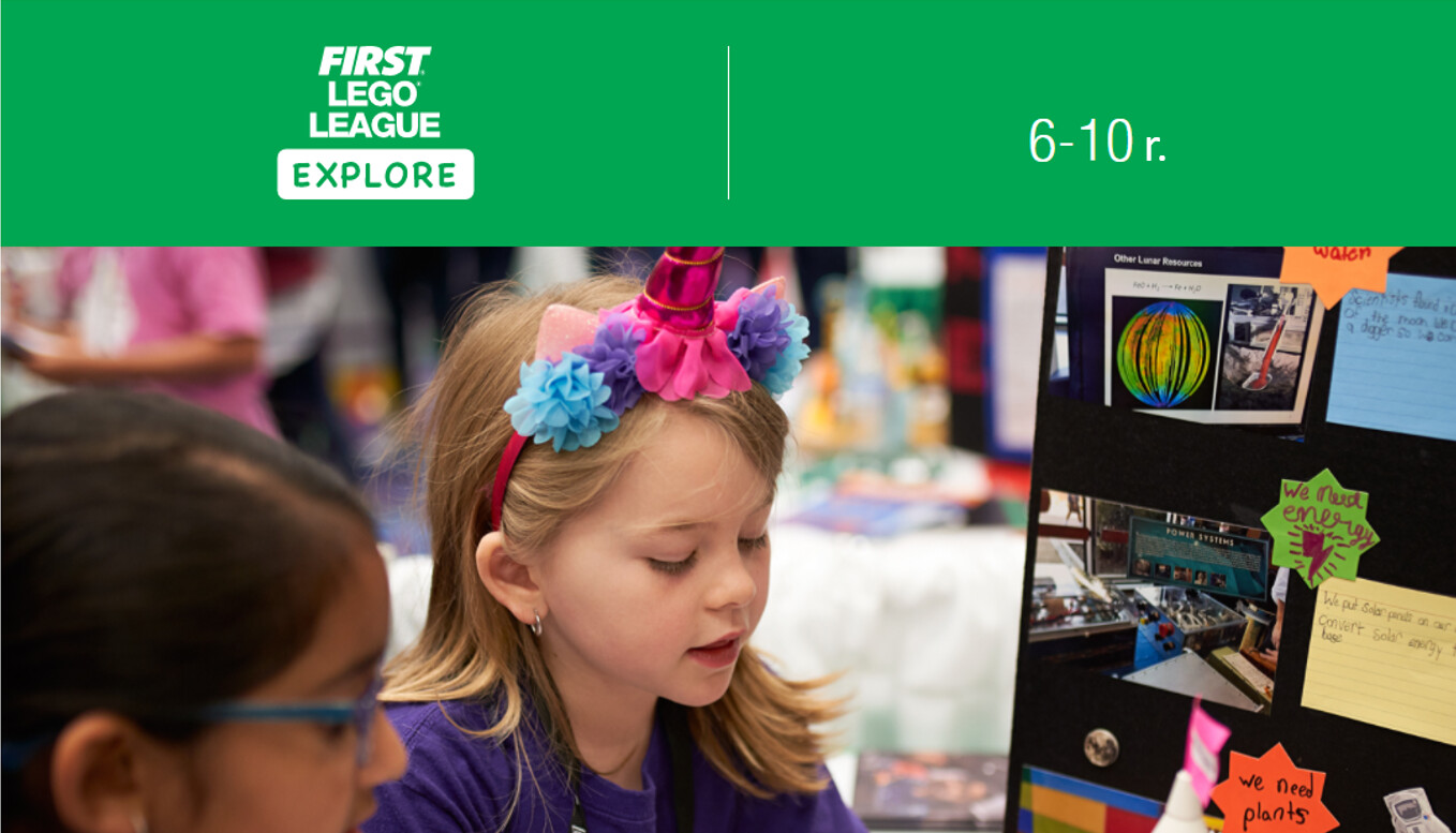 FIRST LEGO League Explore